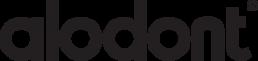 Logo alodont noir
